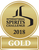 2018 International Spirits Challenge gold medal icon