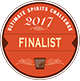 2017 Ultimate Spirits Challenge finalist red medal icon